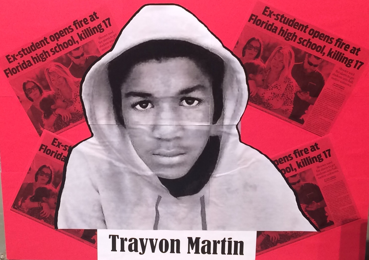 night trayvon martin died - HD1457×1029